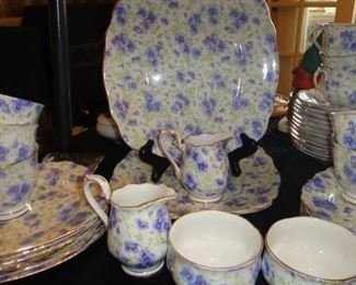 Royal Albert Bone China, Luncheon Set