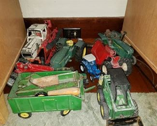 some old toys
