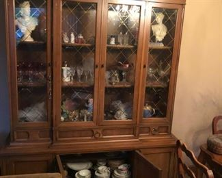 hitch filled with glassware and more
