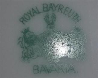 Royal Bayreuth, Bavarian China