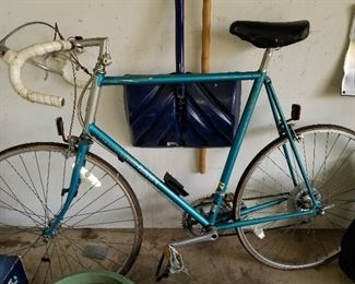 Bicycle (Raleigh) Technium
