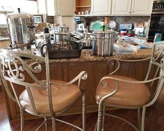Kitkchen Bar Stools, Matching Kitchen Chairs