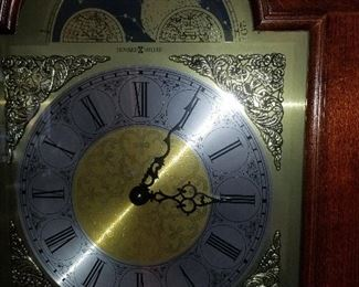 Howard Miller clock , Model # 610-739