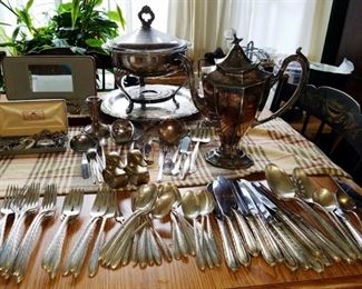 Towle Sterling Service for 12 Plus Serving pieces