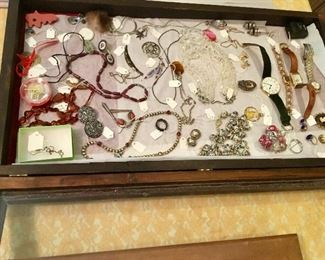 Watches, Amber, vintage jewelry