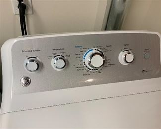 GE Gas Dryer New