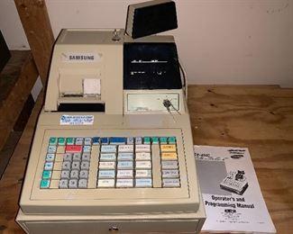 SAMSUNG ER-4940 CASH REGISTER