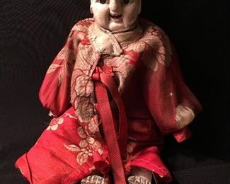 Antique Asian doll