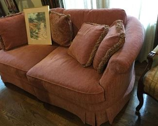 Beautiful high-end couch