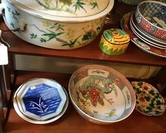 More Asian items