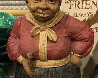 Aunt Jemima figurine