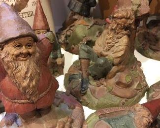 Fun collectible gnomes