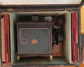 Magic Lantern inside original box
