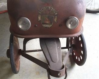 Streak O Lite child's wagon....circa 40's