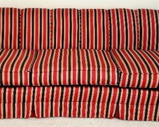 Comfy long sofa