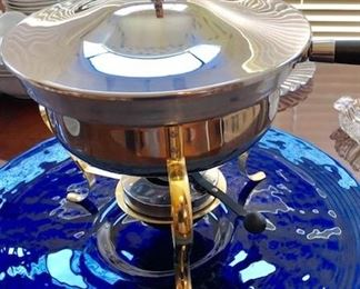 Copper/Brass/Silver Chafing Dish