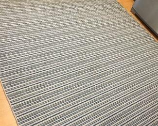 Nice rug approx 6x8
