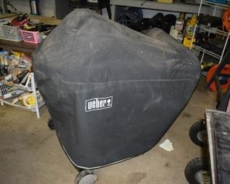 Weber Charcoal Grill W/Cover
