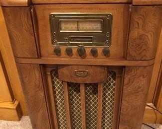 Thomas Old Fashioned Radio