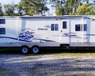 Cougar Camper