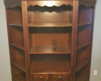 3-piece Broyhill entertainment center