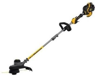 DEWALT 60-Volt Max Lithium Ion Cordless String Trimmer