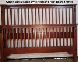 Queen Head and Foot Boards