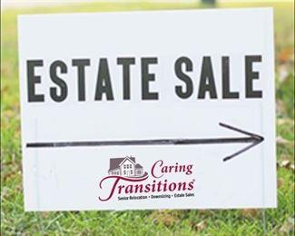 ct estate sale