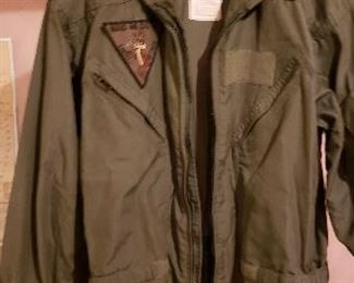 Desert Shield US Marine Corps flight suit