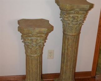 Medium & Tall Pedestal Stands