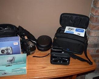Cameras, Photography Supplies