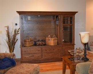 Entertainment Unit, Home Decor, Table Lamp, Side Table