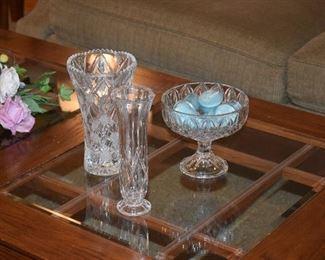 Vases, Glass Decor