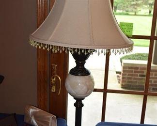 Floor Lamp, Jewelry