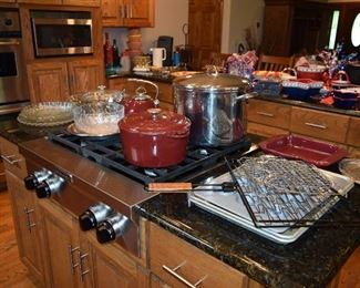 Cook Ware, Serving Dishes