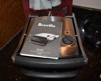 Breville Panini Grill