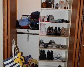 Shoes, Bags, Hats, Clothing