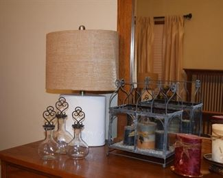 Lamp, Home Decor, Candles