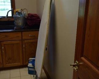 Ironing Board, Fire Extinguisher
