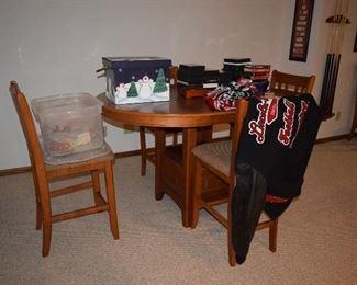 Kitchen Table, Chairs, Seasonal