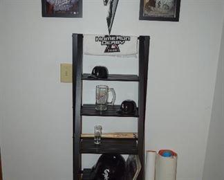 Display Shelf, Baseball Memorabilia