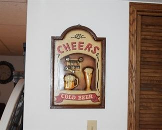 Beer Wall Signs