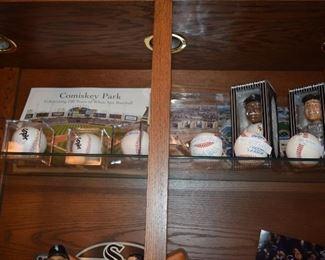 Autographed Baseball Memorabilia