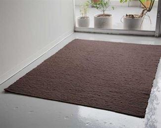 Swedish wool rug