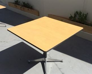 Herman Miller Eames table (square)