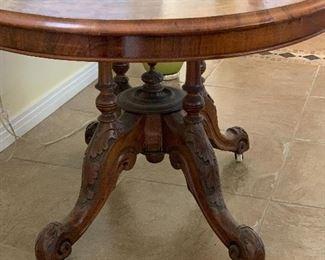 English inlay tilt table