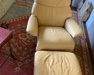 Ekornes Swedish chair