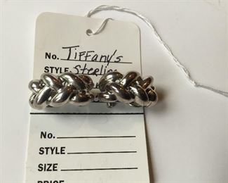 Tiffany & Co Sterling