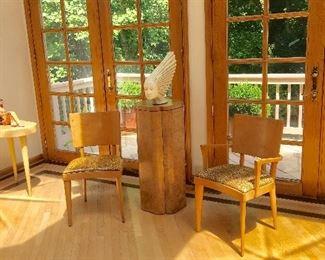 Haywood Wakefield Mid-Century chairs (set of six)
