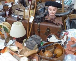 75% OFF all green tagged/green lined items from Antique Dealer's Estate - last day to purchase these items!